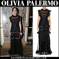 df4be96523e1 Read More  Olivia Palermo in black tiered sleeveless maxi dress at Casita  Maria Fiesta 2018 Olivia Palermo at Casita Maria Fiesta in New York on  October 16 ...