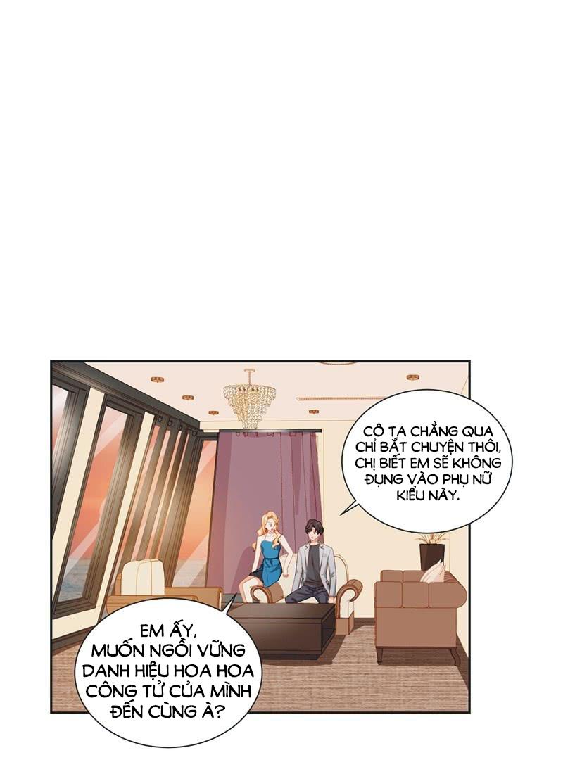 Khi Trá Luyến Nhân chap 24 - Trang 26