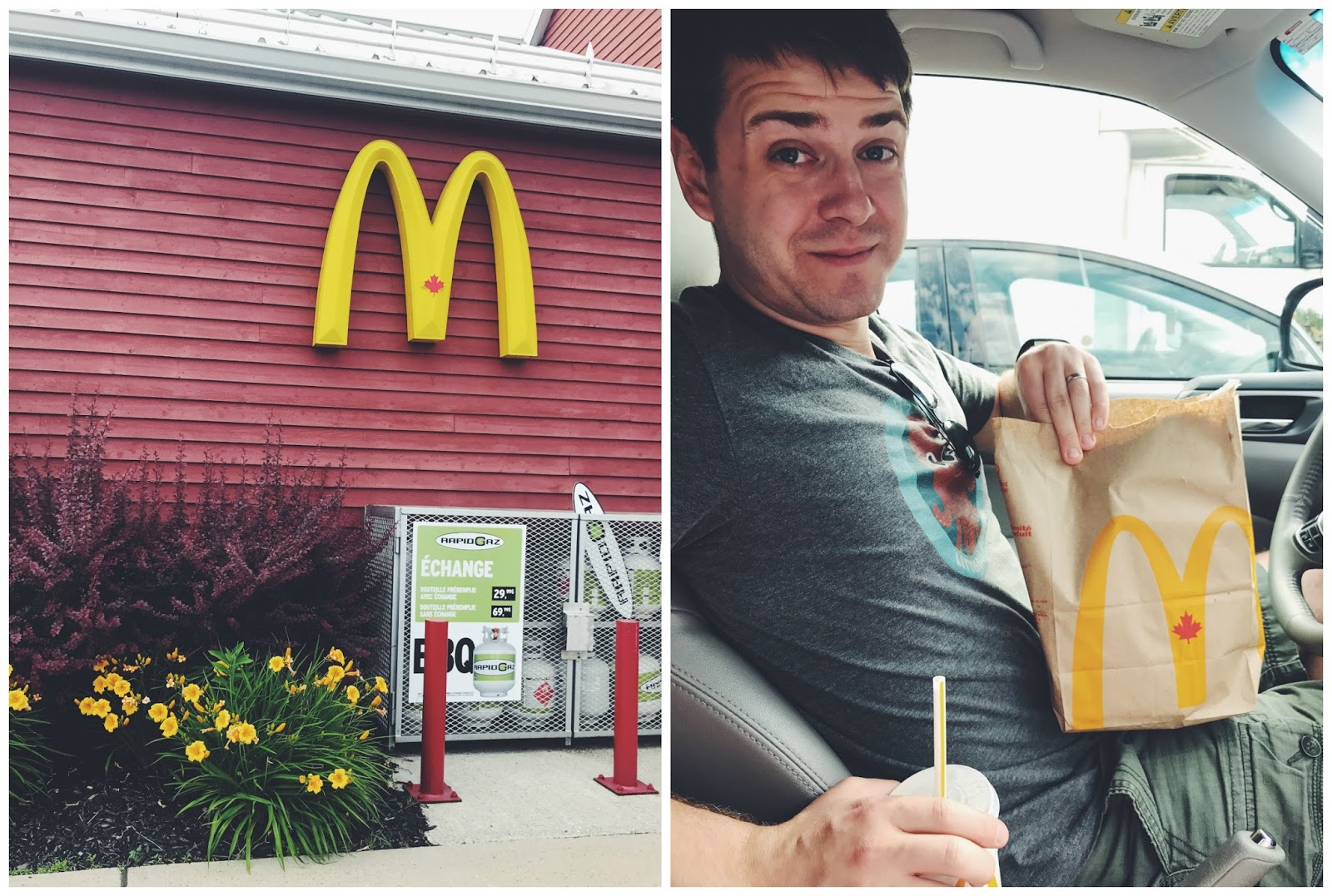 canadian mcdonald's