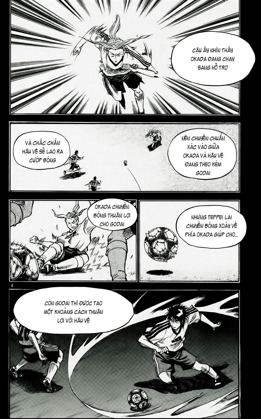 Fantasista chap 47 trang 4