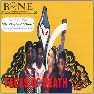Bone Thugs-N-Harmony – Faces of Death (as B.O.N.E. Enterpri$e) (1993) [CD] [FLAC]