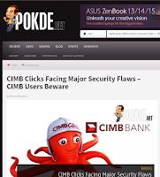 CIMB Clicks Hacked ? Please read this 6