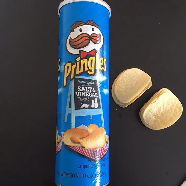 Pringles Rasa Cuka (Finegar flavor)