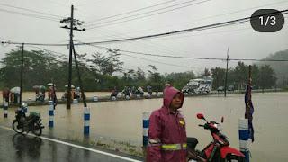 Kumpulan Foto Bencana Banjir PACITAN