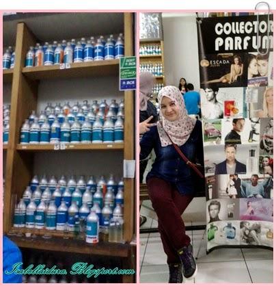 kedai wangi , minyak wangi Indonesia