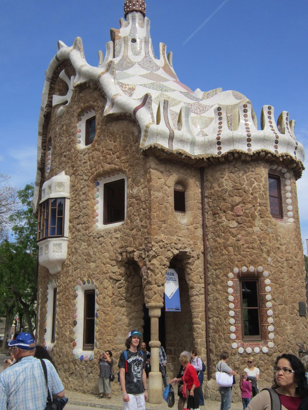 Juliettes Blog Barcelona Casa Museu Gaudi