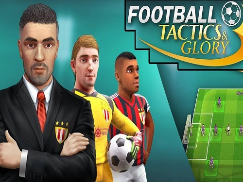 Football Tactics Game