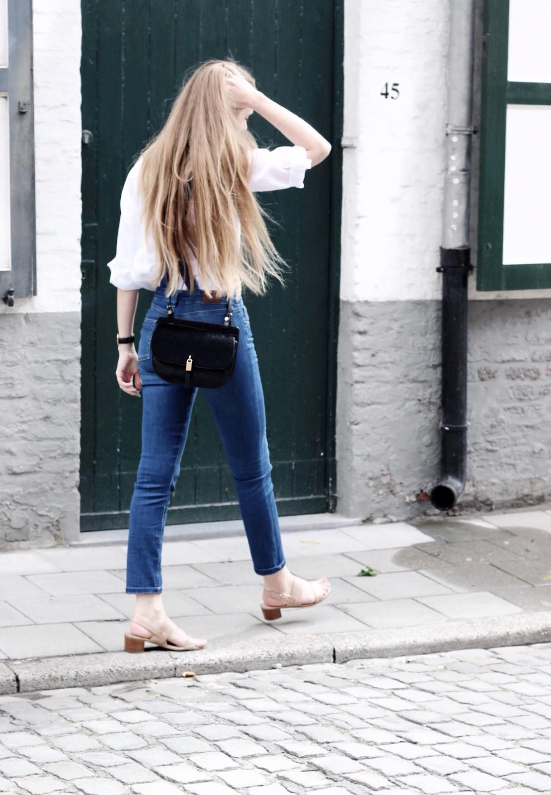 Fashion Blogger Street Style Belgium