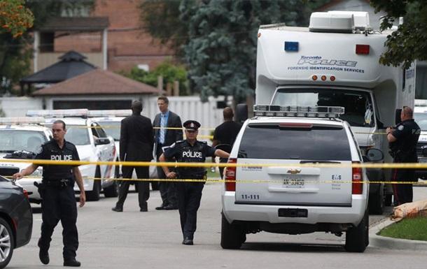 Зросла кількість жертв стрілянини в Торонто