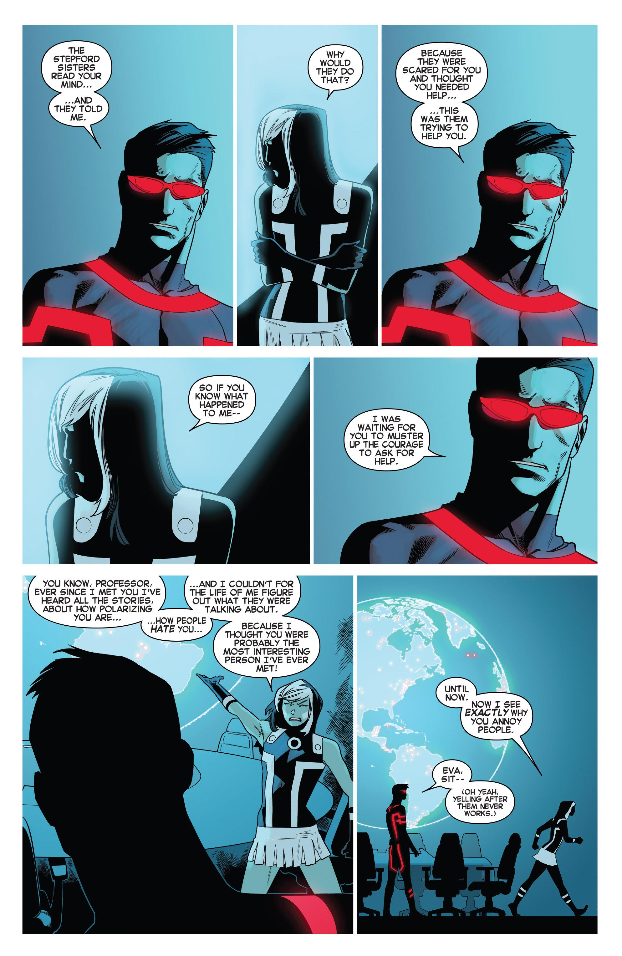 Read online Uncanny X-Men (2013) comic -  Issue # _TPB 4 - vs. S.H.I.E.L.D - 89