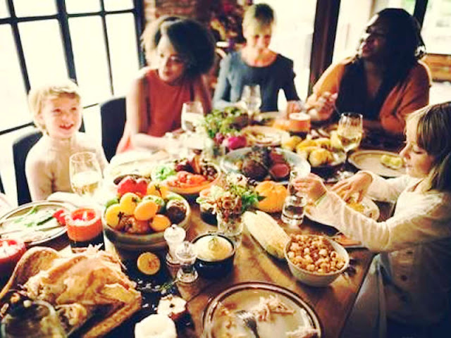 Selain Amerika Serikat, Thanksgiving Dirayakan di Berbagai Negara