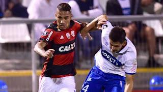 Flamengo vs Universidad Católica en Copa Libertadores 2017