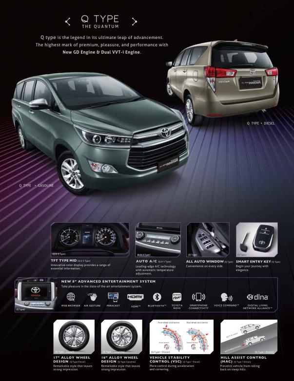 Brosur Grand New Avanza 2018 Toyota Yaris Trd India All Innova 2017 - Setiajaya Bogor ...