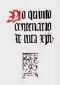 Capa do Catálogo Vita Christi