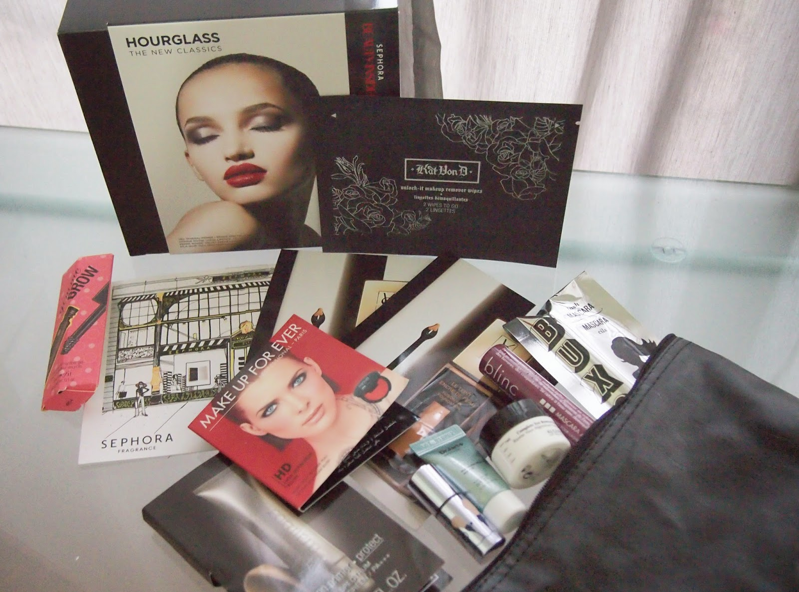Shrinking Wallet: Yet another (mini) Sephora haul
