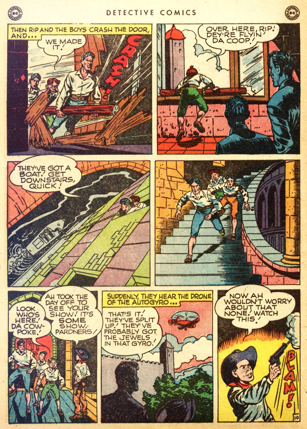 Detective Comics (1937) 124 Page 45