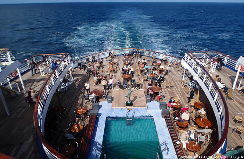 Things you can only do on a cruise holiday