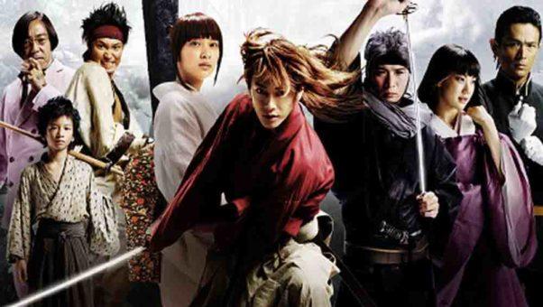 Rurouni Kenshin Live Action (2012) BD Subtitle Indonesia