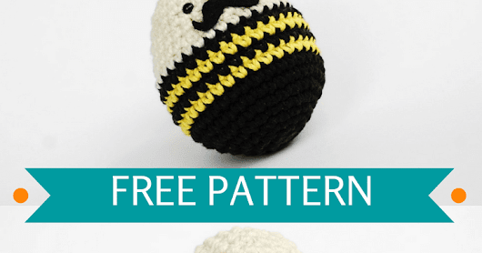 Amigurumi pattern: Strongman roly-poly toy