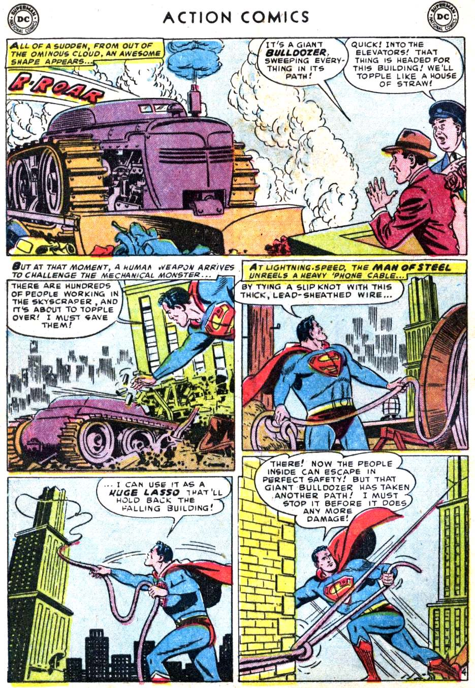 Read online Action Comics (1938) comic -  Issue #177 - 6