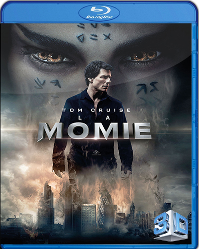 The Mummy [2017] [BD50] [Latino] [3D]