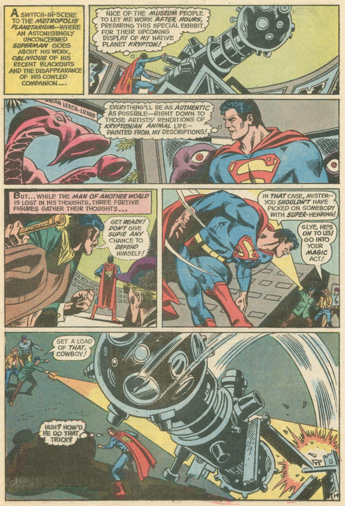 Read online World's Finest Comics comic -  Issue #207 - 18