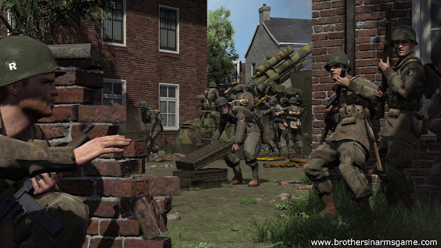 Brothers in Arms Hells Highway PC Full Version Free Gameplay
