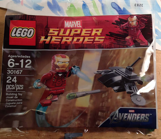 The Minifigure Collector 30167 Iron Man Vs Fighting