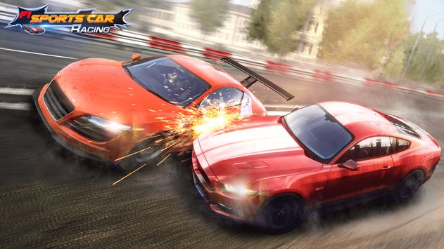 Download Speed Drifting Sports Car Racing Mod Apk Game