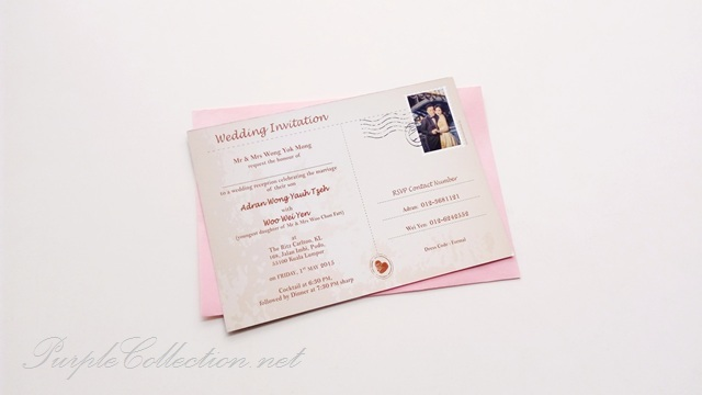 Save Date Cards Vancouver
