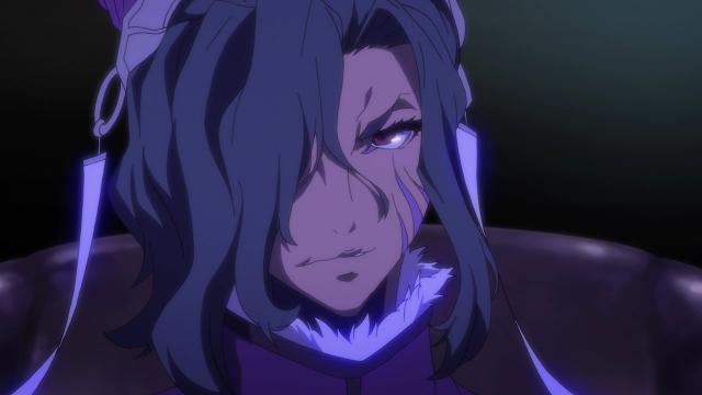 الحلقة التاسعة من Garo - Vanishing Line