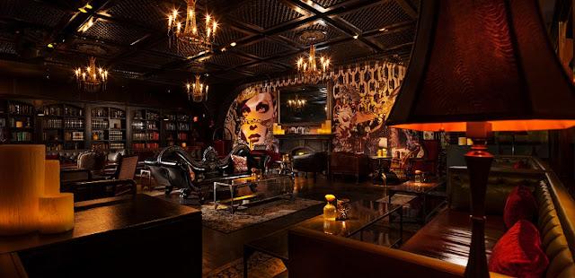 Lounge Lavo em Las Vegas