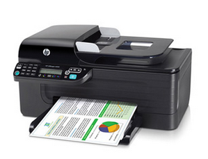Printer HP Officejet 4500 all-in-one printer driver