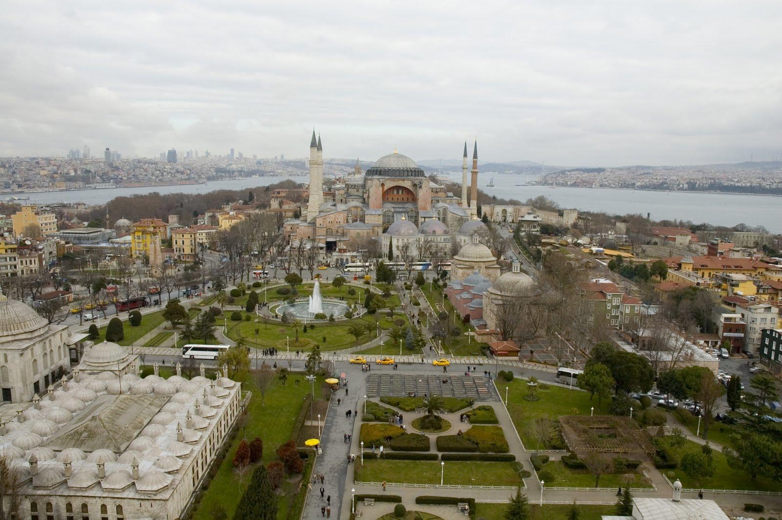 Sultanahmet Square | turkey holiday