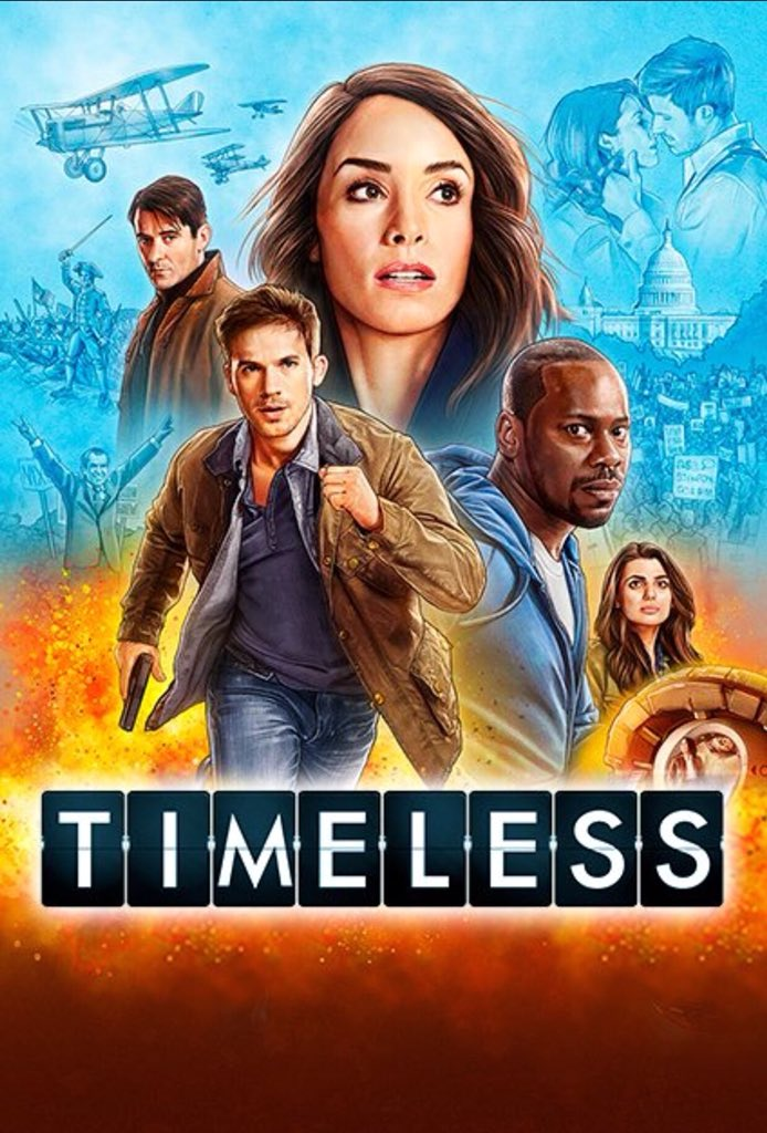 Timeless 2018:Season 2 - Full (1/10)