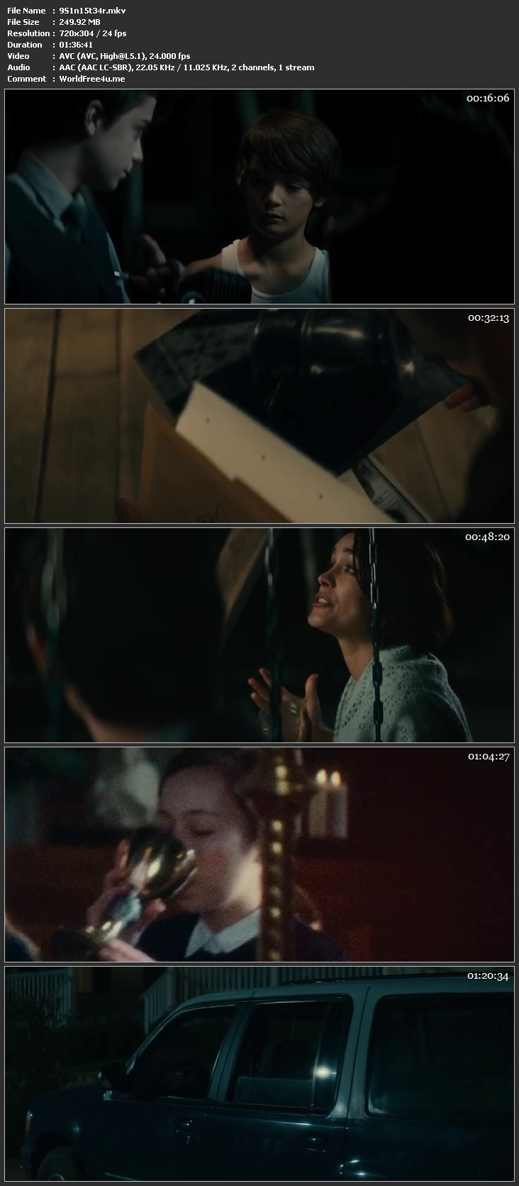Screen Shot Of Sinister 2 2015 Full Movie Download Free Watch Online 300MB