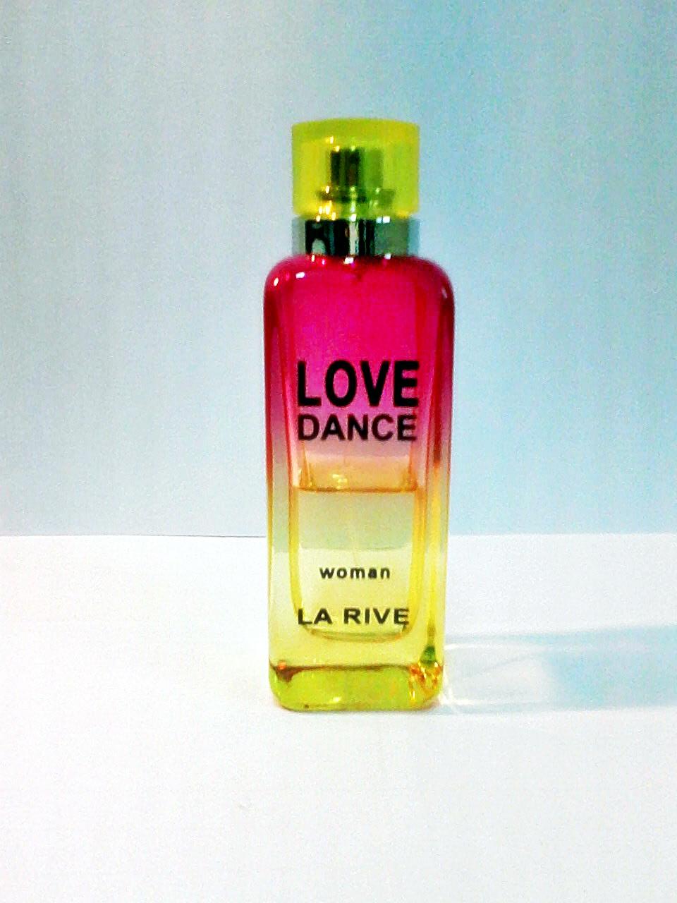 My Perfume Review La Rive Love Dance