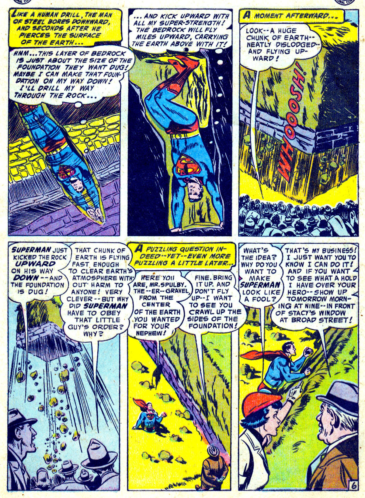 Read online Action Comics (1938) comic -  Issue #204 - 7