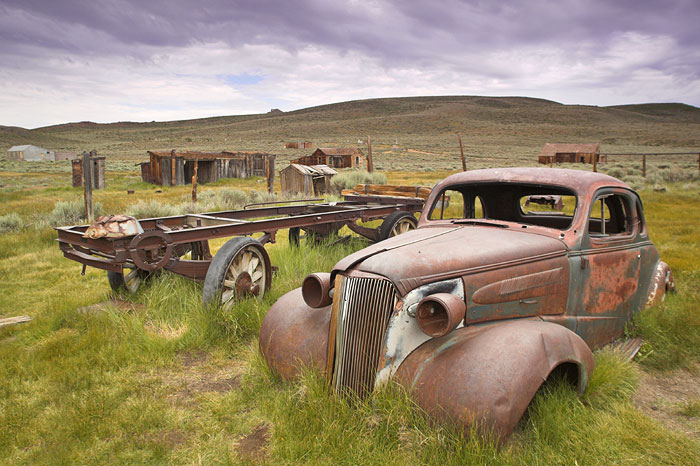 10 Most Famous Abandoned Places In the World | Bodie, California, USA