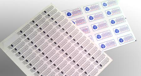 Percetakan Sticker Garansi