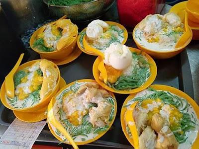 Cendol Durian