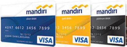 Kartu debit forex
