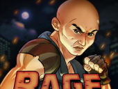Fist of Rage 2D Battle Platformer 1.4
