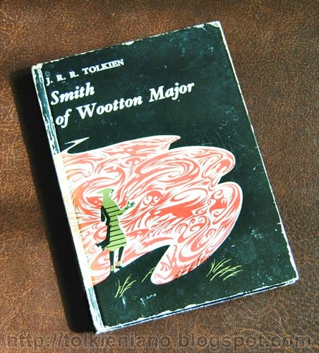 J. R. R. TOLKIEN, SMITH OF WOOTTON MAYOR and FARMER GILES OF HAM 1st printing 1969