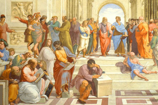 Raphael: The School of Athens