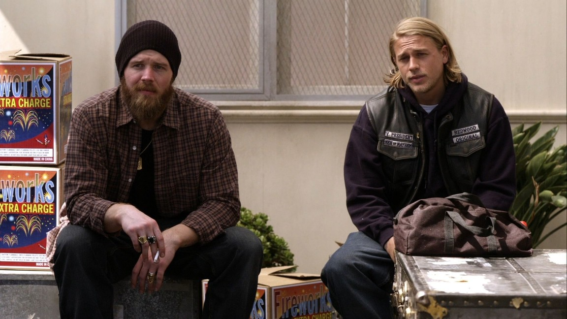 Sons Of Anarchy - Season 1 Episode 5: Giving Back