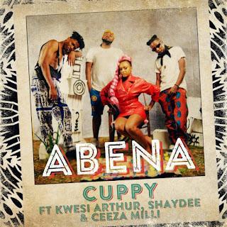 DJ Cuppy ft Kwesi Arthur x Shaydee x Ceeza Milli - Abena