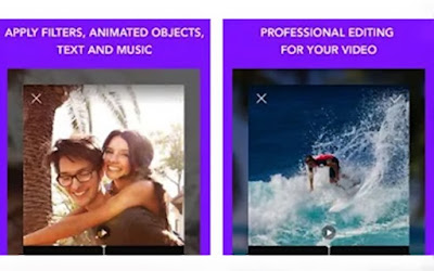 Movie Maker Filmmaker - aplikasi edit video android offline
