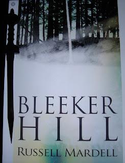 Portada del libro Bleeker Hill, de Russell Mardell