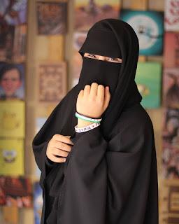 صور بنات منقبات 2018 صور رمزيات بنات بالنقاب